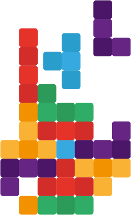Tetris Game Design Examples